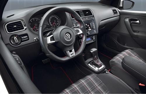 VW Polo GTI 2011.01