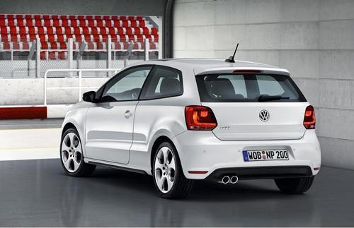 VW Polo GTI 2011.02