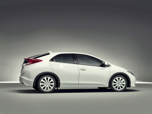 Honda Civic Euro 2011.03
