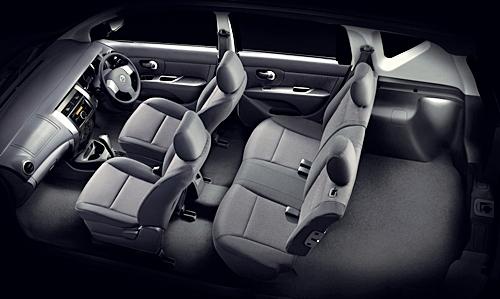 Nissan Livina X-Gear 2011.01