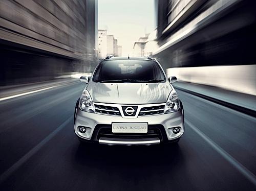Nissan Livina X-Gear 2011.02