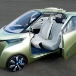 Nissan Pivo 3 2012.08
