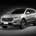 Hyundai Santa Fe 2012.08