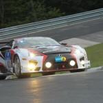 Lexus LFA Nurburgring 2012.01