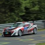 Toyota GT86 Nurburgring 2012.01