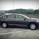Nissan Teana 2.5 V6 2012.09