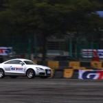 Testing GT Radial on Audi TT