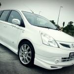 Nissan Grand Livina Impul 2012.12