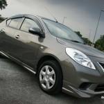 Nissan Almera 2013.07