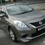 Nissan Almera 2013.11