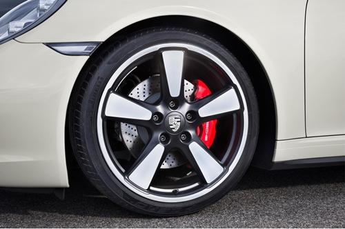Porsche 911 50 Years Edition 2013.01