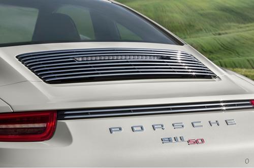Porsche 911 50 Years Edition 2013.04