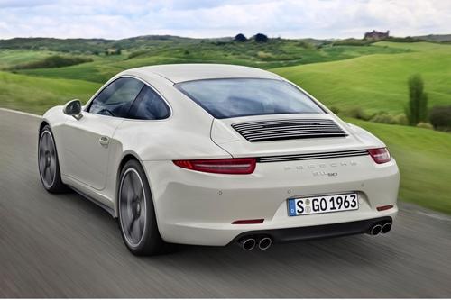 Porsche 911 50 Years Edition 2013.06