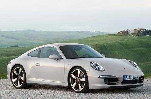 Porsche 911 50 Years Edition 2013.09