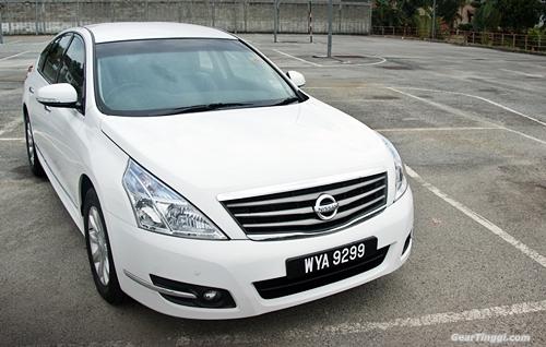 Nissan Teana FL BWS 2013.01