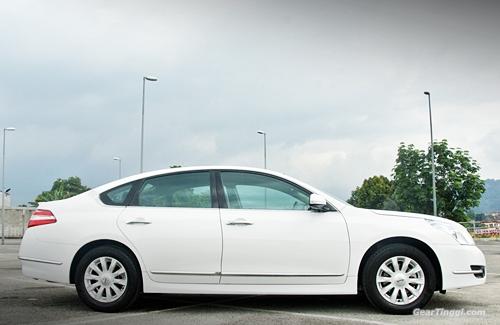 Nissan Teana FL BWS 2013.12