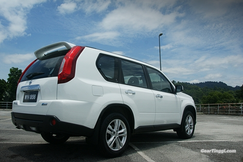 Nissan X-Trail 2013.05