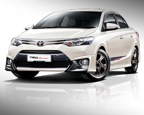Toyota Vios TRD 2013.01