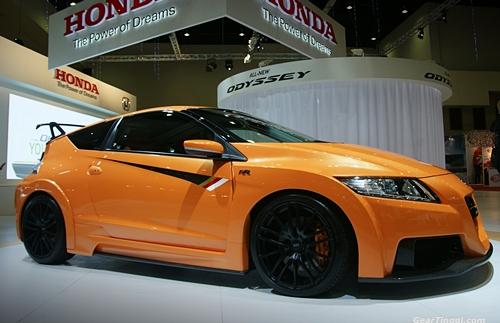 Honda CR-Z Mugen RR 2013.02