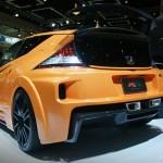 Honda CR-Z Mugen RR 2013.03