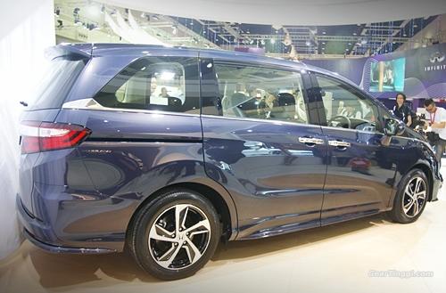 Honda Odyssey 2013.04