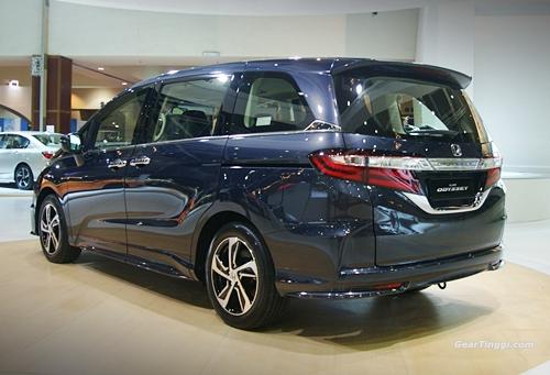 Honda Odyssey 2013.06