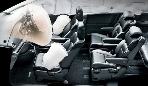 Honda Odyssey HMSB 2013.07