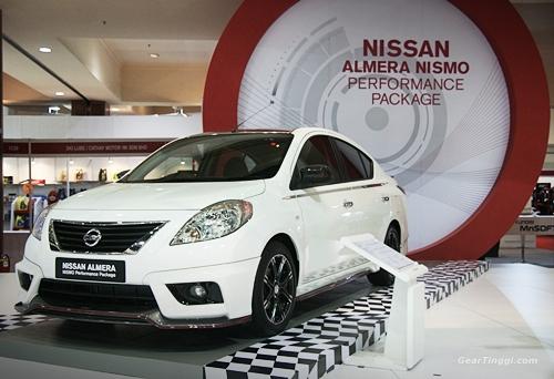 Nissan Almera NISMO 2013.01