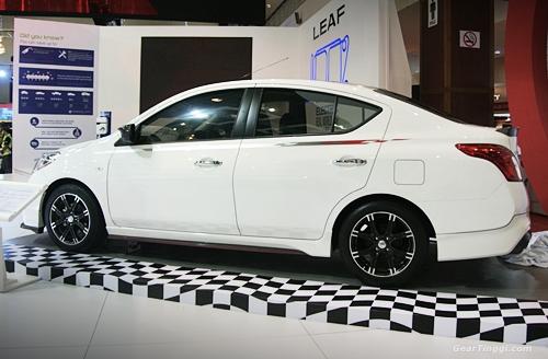Nissan Almera NISMO 2013.02