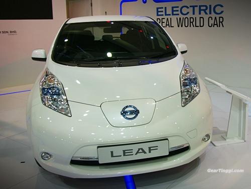 Nissan Leaf 2013.05