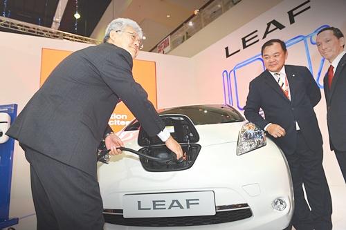 Nissan Leaf ETCM 2013.01