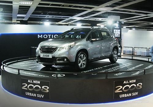 Peugeot 2008 2013.03