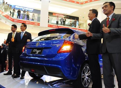 Proton Suprima S Indonesia
