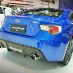 Subaru BRZ 2013.02