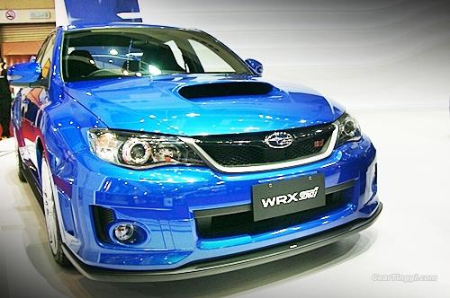 Subaru WRX STI 2013.01