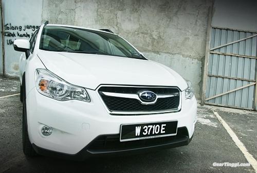 Subaru XV 2013.08