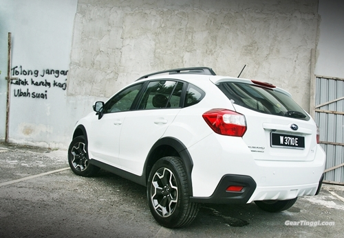 Subaru XV 2013.12