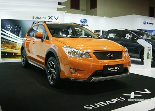 Subaru XV Crosstrek Edition 2013.01