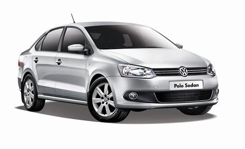 VW Polo Sedan CKD 2013.08