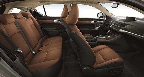 Lexus CT 200h 2013.06
