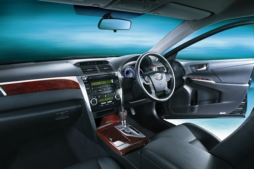 Toyota Camry 2013.05