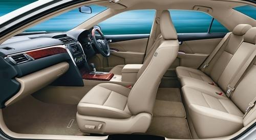Toyota Camry 2013.09