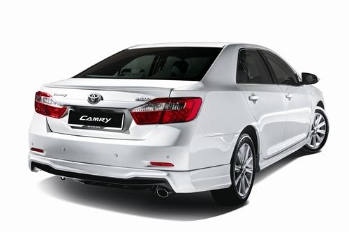 Toyota Camry 2013.10