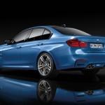 BMW M3 Saloon 2014.01