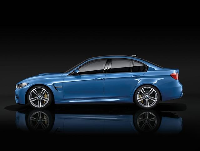 BMW M3 Saloon 2014.03