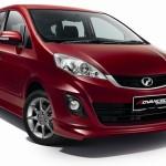 Perodua Alza Advanced 2014.15