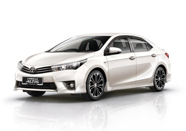 Toyota Corolla Altis 2014.01