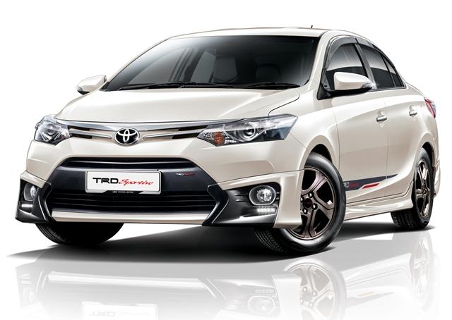 Toyota Vios TRD 2013