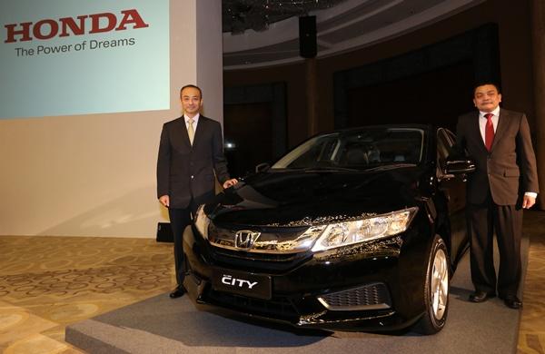 Honda City 2014.01