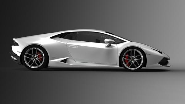 Lamborghini Huracan 2014.01
